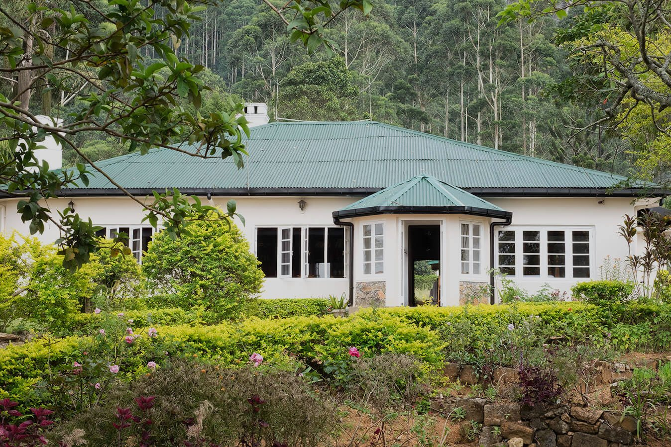 Highgrove Tea Estate Bunglow in Nuwara Eliya